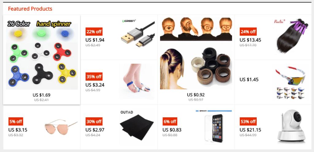 Ecom Formel Ressourcen - die Seite Ali Express hilft dir mit Händlern in Kontakt zu treten